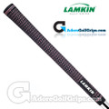 Lamkin Crossline Undersize / Ladies Grips - Black / Pink
