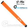 G-Rip Big Wave Midsize Pistol Putter Grip - Orange
