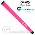 G-Rip Wave Pistol Putter Grip - Neon Pink