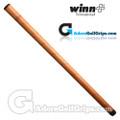 Winn iGrip Lite 21 Inch Round Long / Belly Putter Grip - Brown / Tan