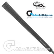 Iguana Golf Classic Velvet Midsize Grips - Black