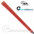 Iguana Golf Classic Velvet Half Cord Grips - Red