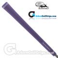 Iguana Golf Classic Velvet Half Cord Grips - Purple