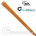 Iguana Golf Classic Velvet Half Cord Grips - Orange