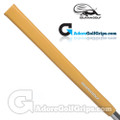 Iguana Golf Elastomer Paddle Putter Grip - Yellow