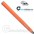 Iguana Golf Elastomer Pistol Putter Grip - Orange
