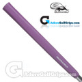 Iguana Golf Elastomer Pistol Putter Grip - Purple