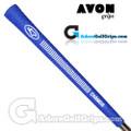 Avon Chamois Grips - Blue / White