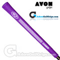 Avon Chamois Grips - Purple / White