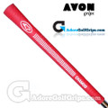Avon Chamois Grips - Red / White