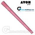 Avon Chamois Undersize / Ladies Grips - Pink / White