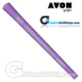 Avon Chamois Undersize / Ladies Grips - Purple / White