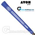 Avon Chamois Jumbo Grips - Blue / White