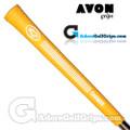 Avon Chamois Jumbo Grips - Yellow / White