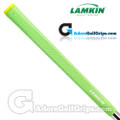 Lamkin i-Line Pistol Putter Grip - Lime / Yellow