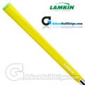Lamkin i-Line Pistol Putter Grip - Yellow / Lime Green