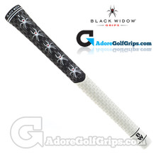 Black Widow WM1 Widow Maker Cord Grips - Black / White