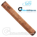 Salty Grips Non-Taper Giant Cork Putter Grip - Tan