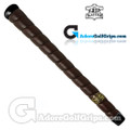 The Grip Master Pittards Leather Tour Wrap Pro Grips - Black