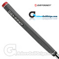 Odyssey White Hot Pro Pistol Putter Grip - Black / Red / White