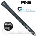 """Ping 703 Full Cord (White Code -0/0"""") Grips - Black / White"""