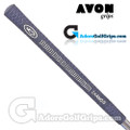 Avon Chamois Undersize / Ladies Grips - Charcoal / White / Purple