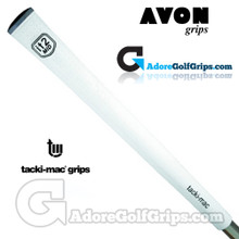 Avon Tacki-Mac Itomic it2 Midsize Grips - White