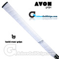 Avon Tacki-Mac Itomic Wrap Midsize Grips - White / Black