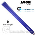 Avon Tacki-Mac Itomic Midsize Grips - Blue / White