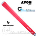 Avon Tacki-Mac Itomic Midsize Grips - Red / White