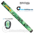 TourMARK Loudmouth Lucky Midsize Pistol Putter Grip - Green