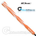 Iomic Sticky Art Opus 3 Grips - Orange / White