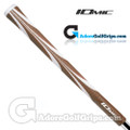 Iomic Sticky Art Opus 3 Grips - Brown / White