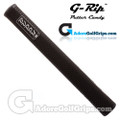 G-Rip Big Buddy Jumbo Putter Grip - Black / White