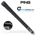 "Ping NTS Wrap Standard (White Code -0/0"") Grips - Black / White"