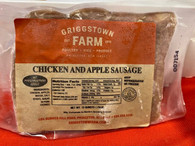 Griggstown Chicken and Apple Sausage