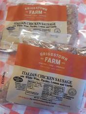 Griggstown Italian Chicken Sausage