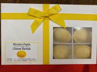 Nicola Ravioli cheese