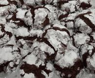 Cookies - Chocolate Crinkles (1/2 lb)