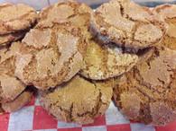 Cookies - Gingersnaps (1/2 lb)