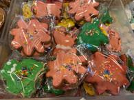 Cookies - Gingerbread Cutouts (1/2 lb)