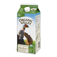 Milk Organic 1/2 gallon