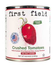 Tomatoes crushed canned