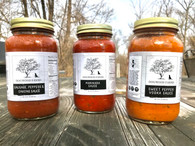 Sauce - Sweet Pepper Vodka Organic