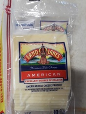 Sliced American Cheese