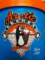 Arctic Ice Cream (Half-Gallon) - Chocolate