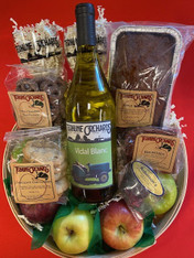Wine Farm Basket