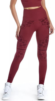 Vestem Burgundy Movie Star Legging