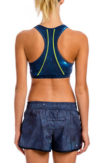 Brazil Wear By CCM Neptune Print Tab Sports Bra