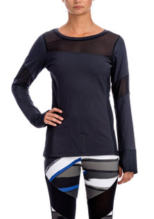 Brazil Wear Zipeline Catarina L/S Top